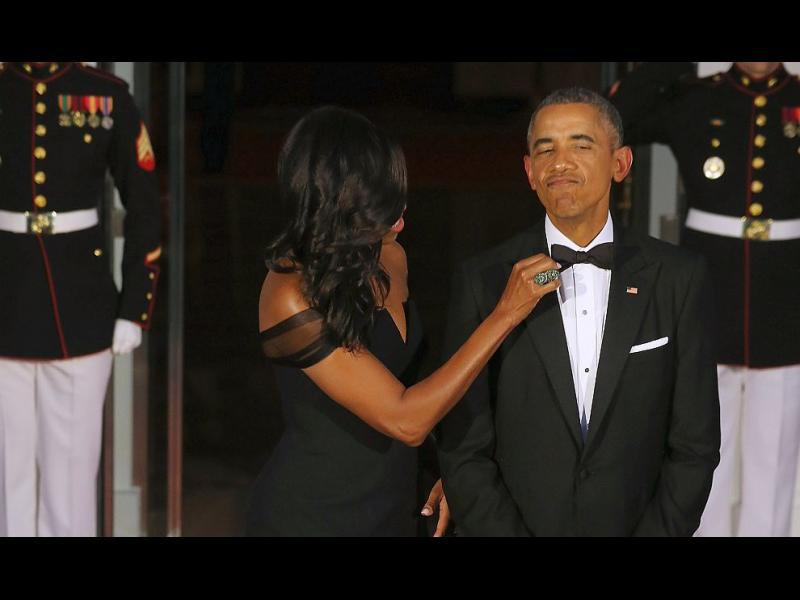 Никой не забеляза, че 8 години Барак Обама носеше един и същ смокинг