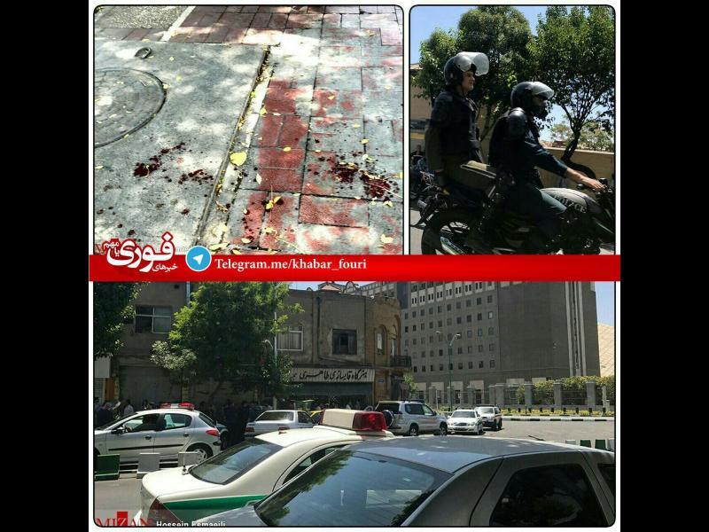 Въоръжени лица атакуваха иранския парламент и музея на Хомейни