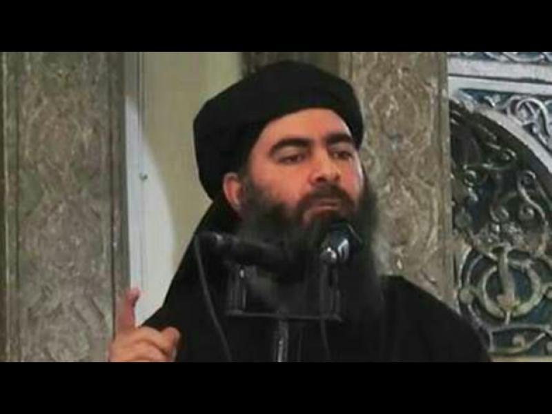 Русия вероятно е убила лидера на Ислямска държава?