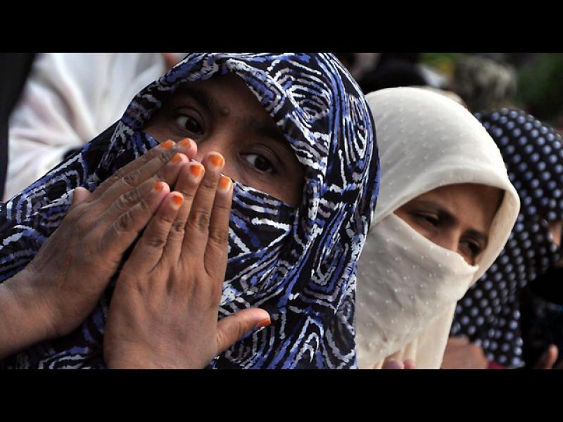 В Пакистан осъдиха на смърт момиче, изнасилено от братовчед си