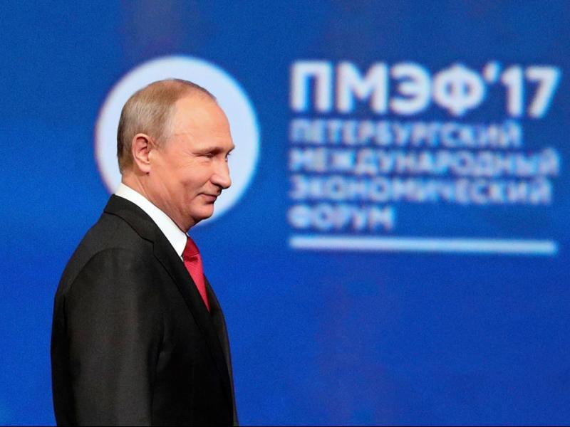 Путин: Не съм жена, така че нямам лоши дни