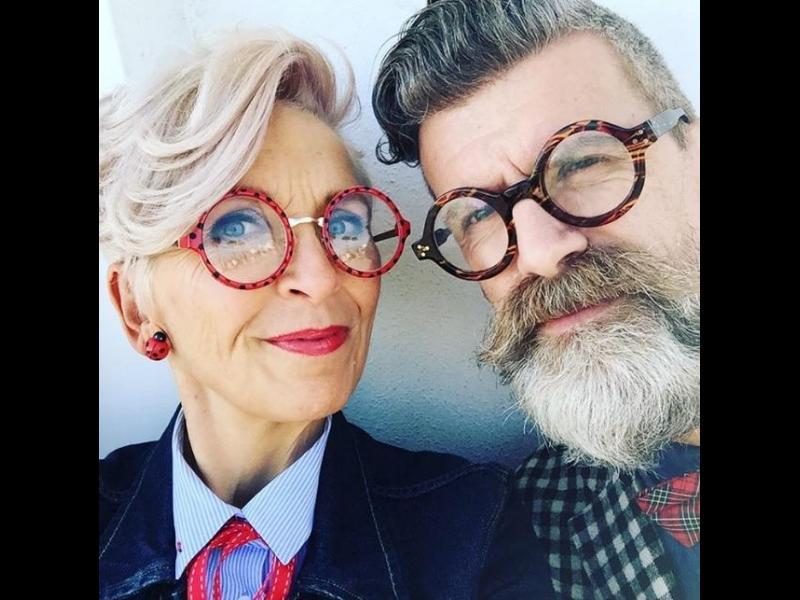 13 възрастни двойки, впечатляващи с оригиналния си стил