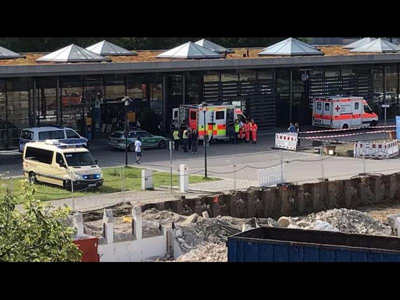Стрелба на жп гарата в Мюнхен, има ранени