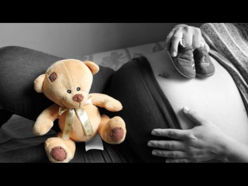 Какво се случва с тялото ви, когато родите