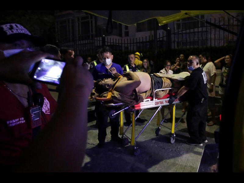 Жертвите на нападението в казино в Манила са 36, не е терористичен акт