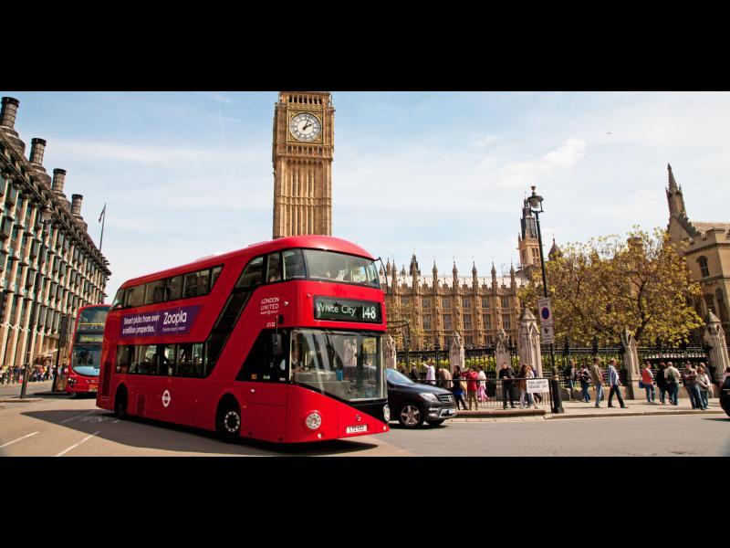 В Лондон пускат автобуси, които се движат с гориво от... кафе