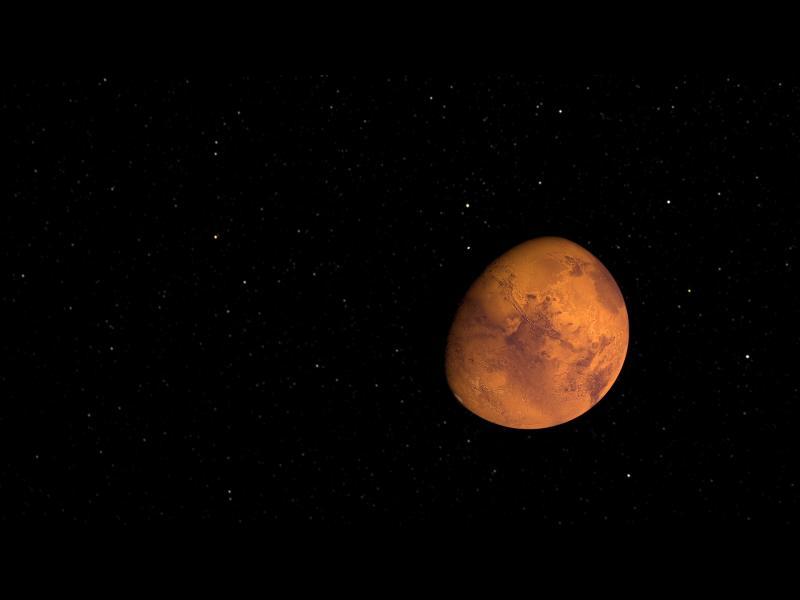 Любопитни факти за Марс