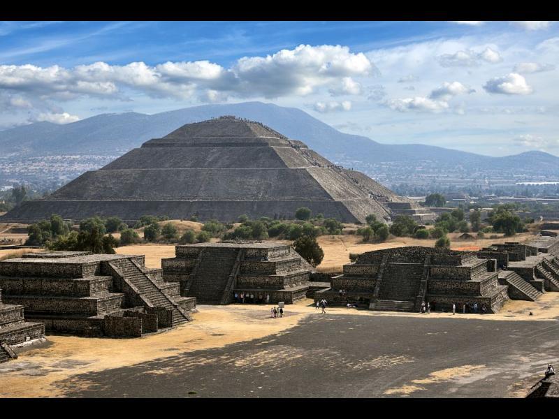 Откриха терен за смъртоносна игра от епохата на ацтеките