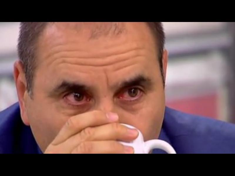 За сълзите на един бивш вътрешен министър