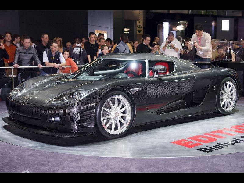 Най-скъпите коли в света