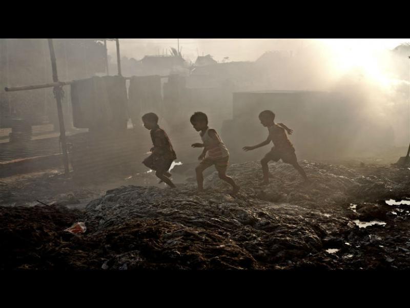 Къде децата живеят в най-голяма бедност?