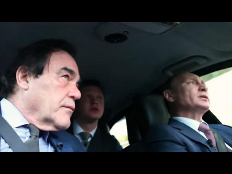 Путин пред Оливър Стоун: Да се шпионират съюзници е нечестно
