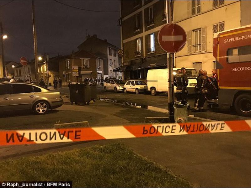 12 ранени при взрив в парижки ресторант