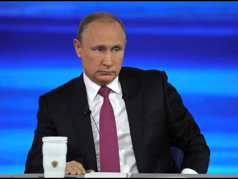 Зрителите към Путин: Кога ще подадете оставка?
