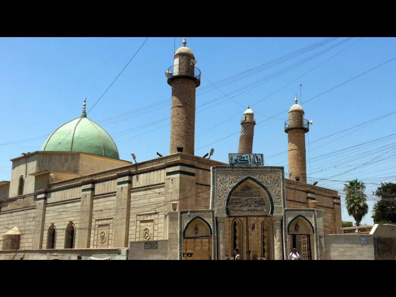 """Иракските сили превзеха джамията в Мосул, където """"Ислямска държава"""" обяви халифата"""