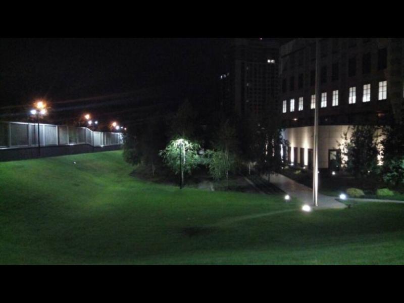 Взрив в посолството на САЩ в Киев