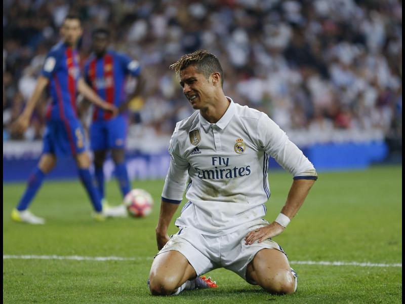 Роналдо напуска Реал