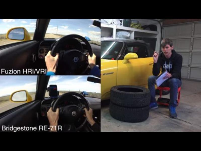 Искате по-добри спирачки? Започнете с по-хубави гуми! /ВИДЕО/