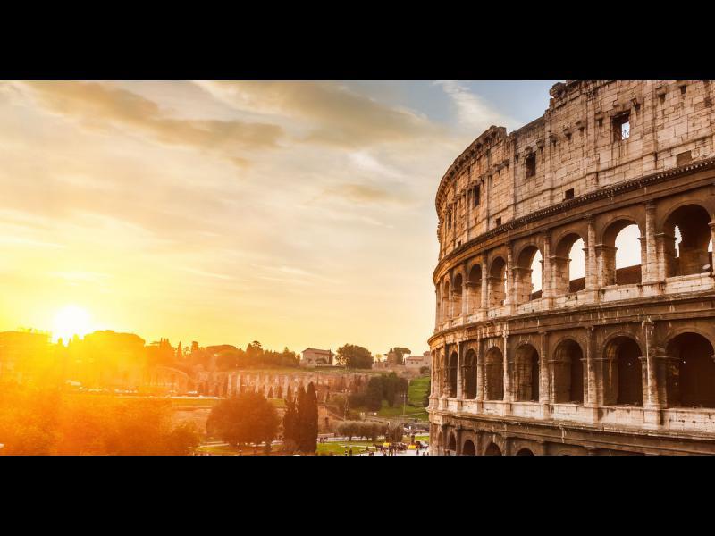 Защо Древен Рим не се руши?