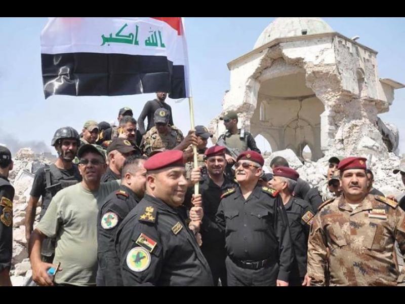 """Иракската армия: Остават """"броени дни до победата"""" над ИДИЛ"""