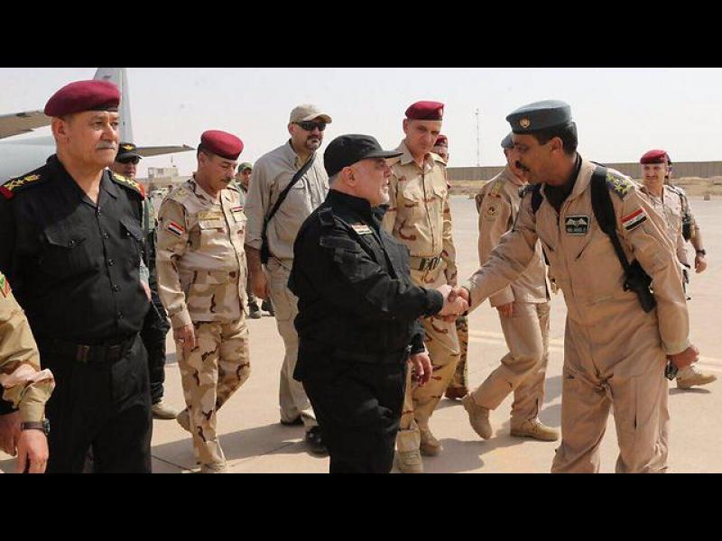 Иракският премиер обяви победа в освободения Мосул
