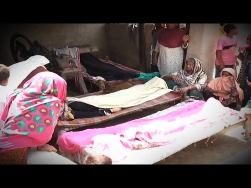 Пакистан: Изнасилиха публично момиче за наказание