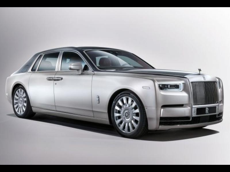Rolls-Royce представи най-луксозния автомобил на планетата - картинка 1