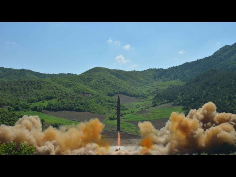 Северна Корея пред изпитание на балистична ракета