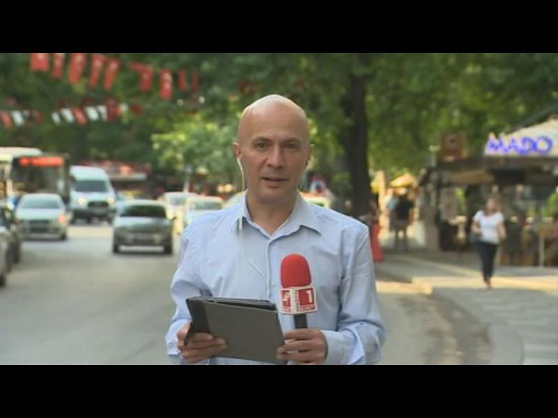 Нападнаха журналиста от БНТ Иво Никодимов