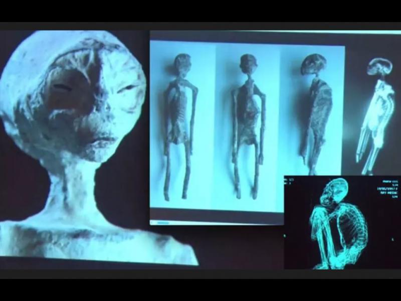 Откриха мумии на древни извънземни в Перу?