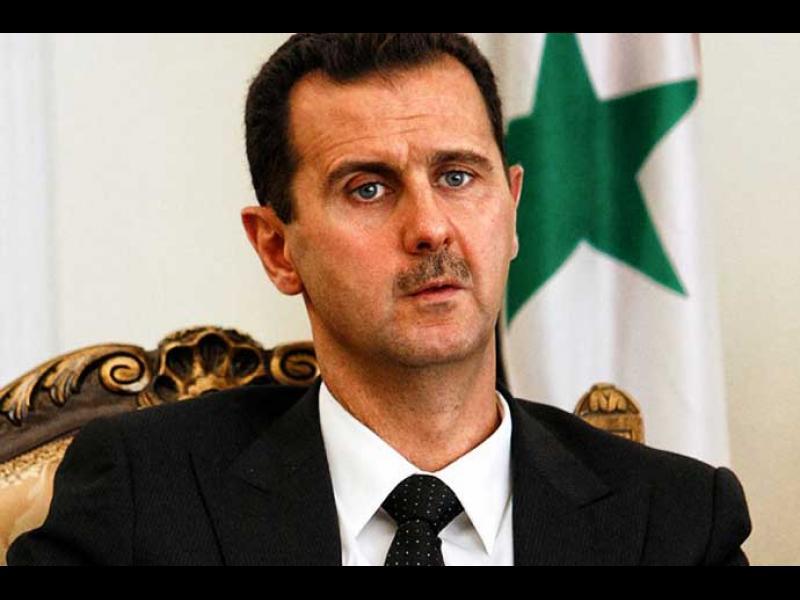 Асад на нова банкнота