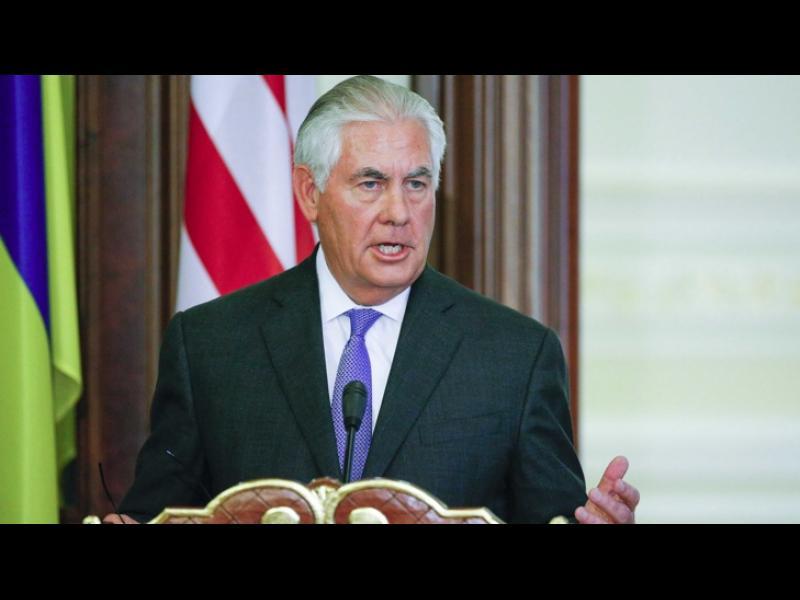 Държавният секретар на САЩ пред оставка?