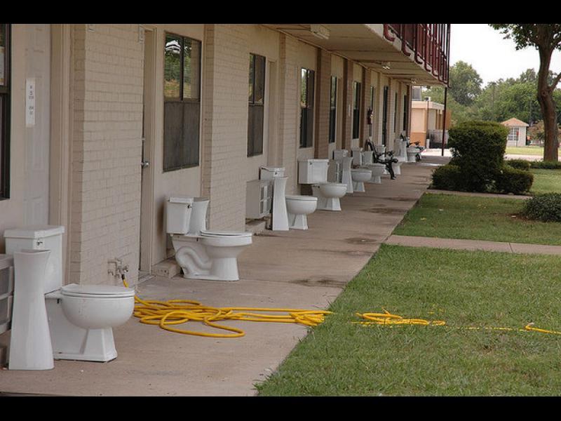 Най-странните тоалетни в света - картинка 1