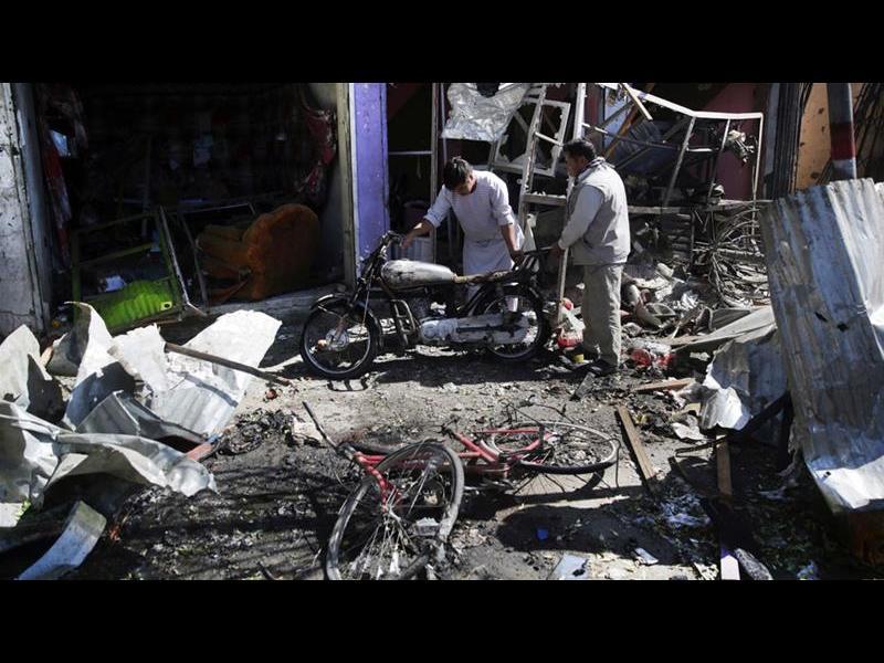 24 жертви на кола бомба в Кабул, 42 ранени (Обновена)