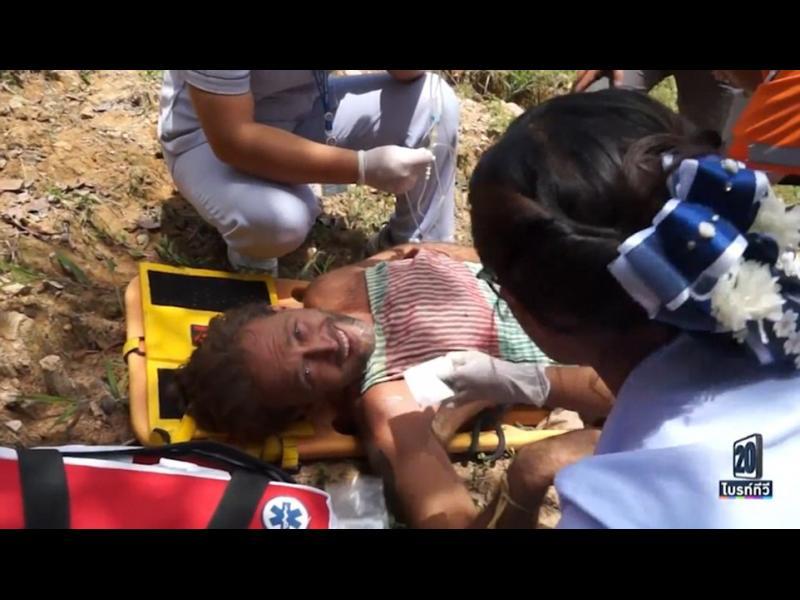 Британски актьор беше спасен след падане във водопад в Тайланд