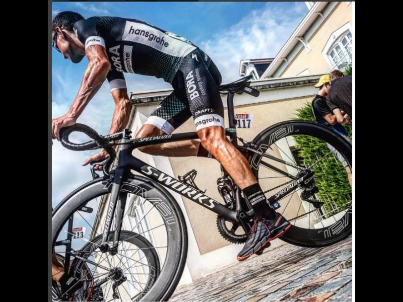 """Как изглеждат краката на колоездач след 16-ия етап на """"Тур дьо Франс"""""""