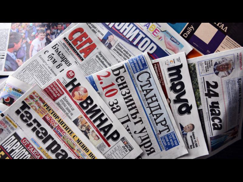 Сензациите доминират в новинарския поток у нас, сочи изследване на СУ