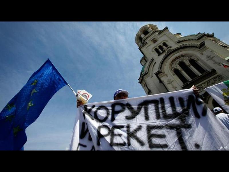 Германски експерт: В България не искат да преборят корупцията