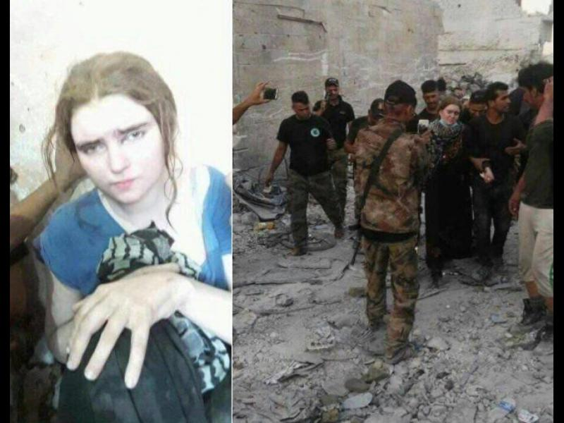 16-годишна германка, боец на ИДИЛ, моли да се върне у дома