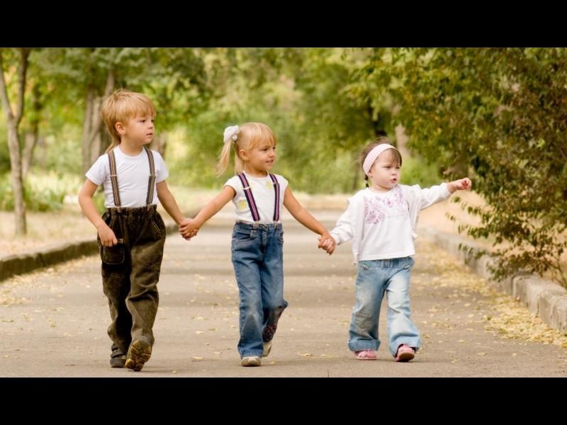 4 навика, на които да научим децата до 3 години