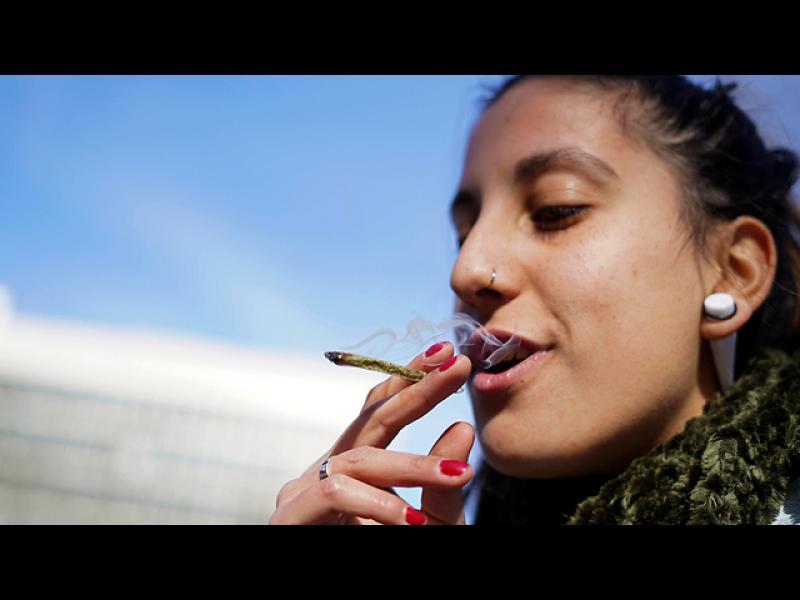 Не е шега! В аптеките в Уругвай вече продават марихуана за забавление