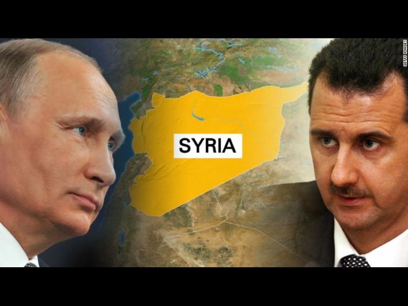 Путин бетонира военното присъствие на Русия в Сирия за половин век