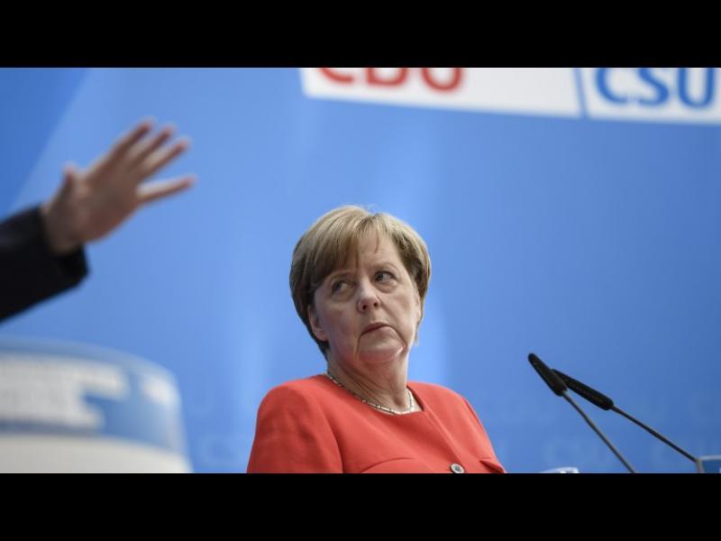 Меркел не очаква консенсус по всички казуси на Г-20
