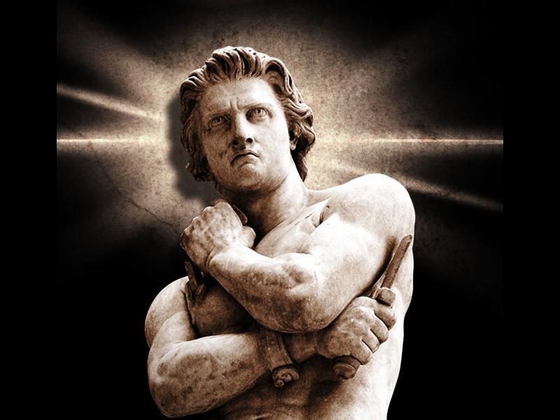 Бунтът на Спартак