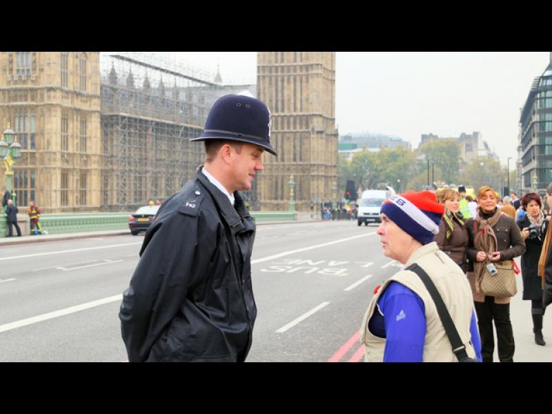 Десетте най-глупави обаждания в лондонската полиция