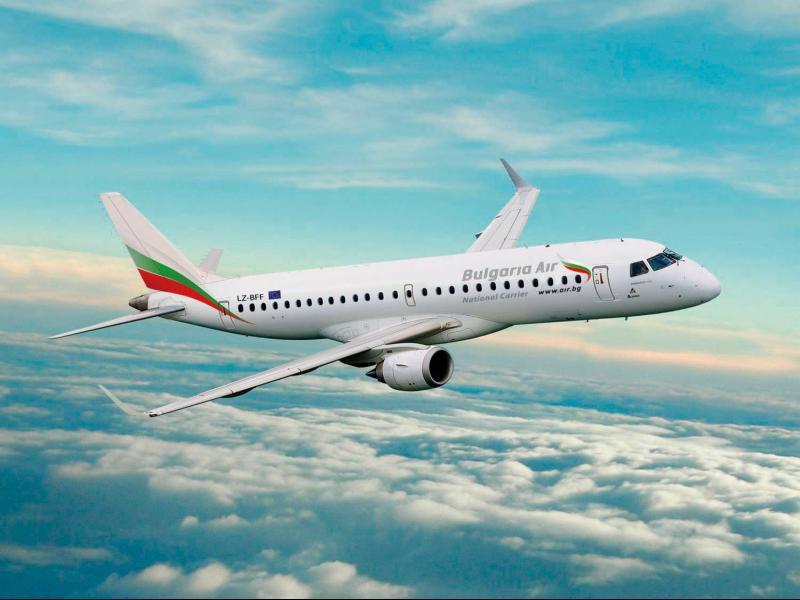 Bulgaria Air: Възстановен е графикът на полетите между Бургас и Русия