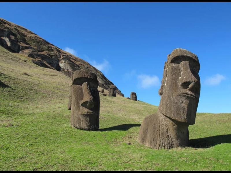 Изненадващата истина за един от най-тайнствените острови на света
