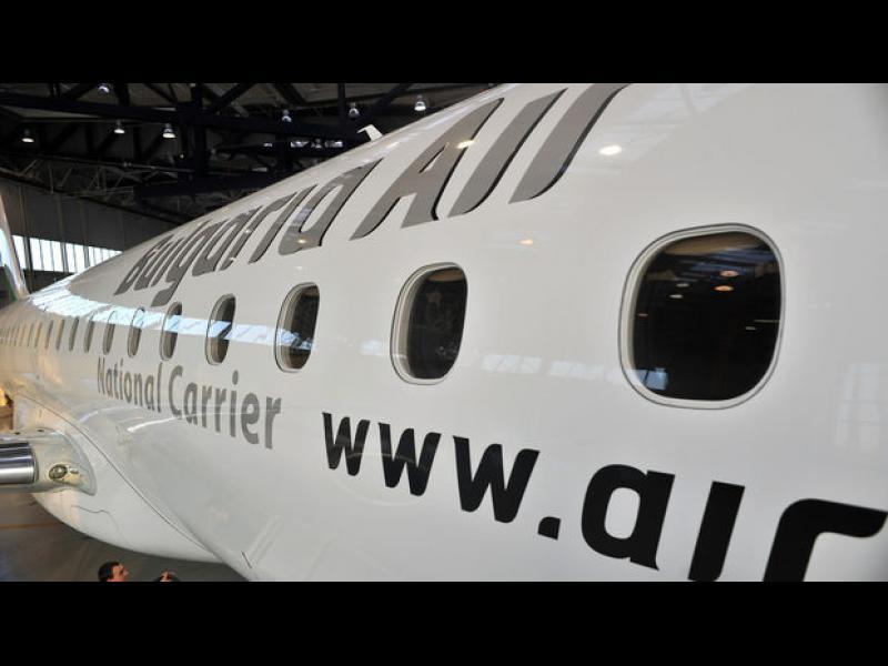 Какво се случва с националния въздушен превозвач?
