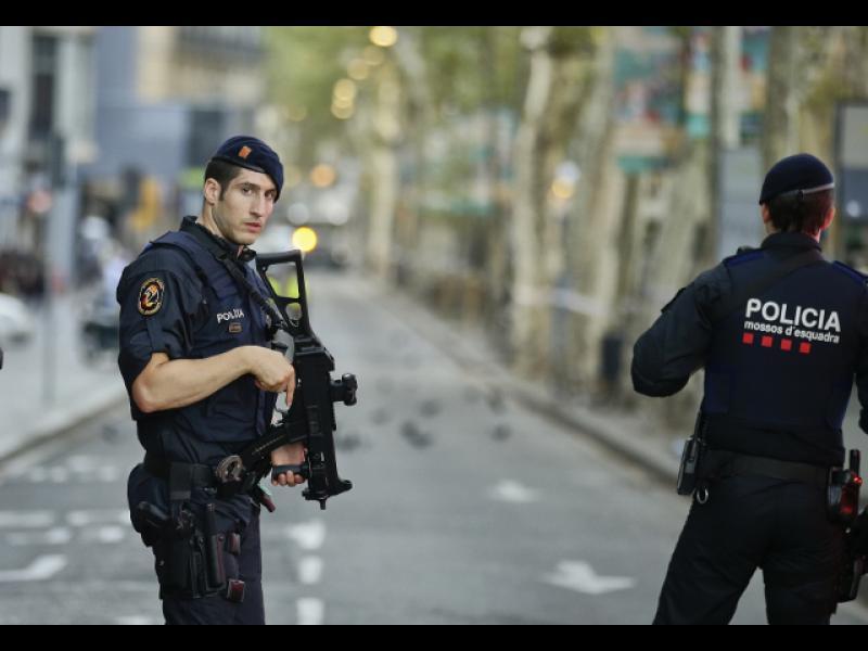 Ангела Меркел: Нападението в Барселона е отвратителна атака