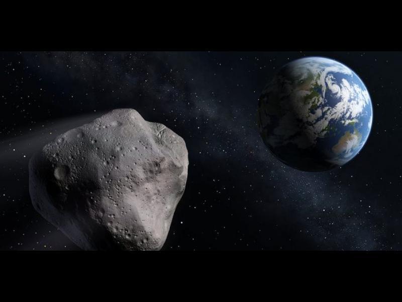 NASA ще тества земната планетарна отбрана с истински астероид